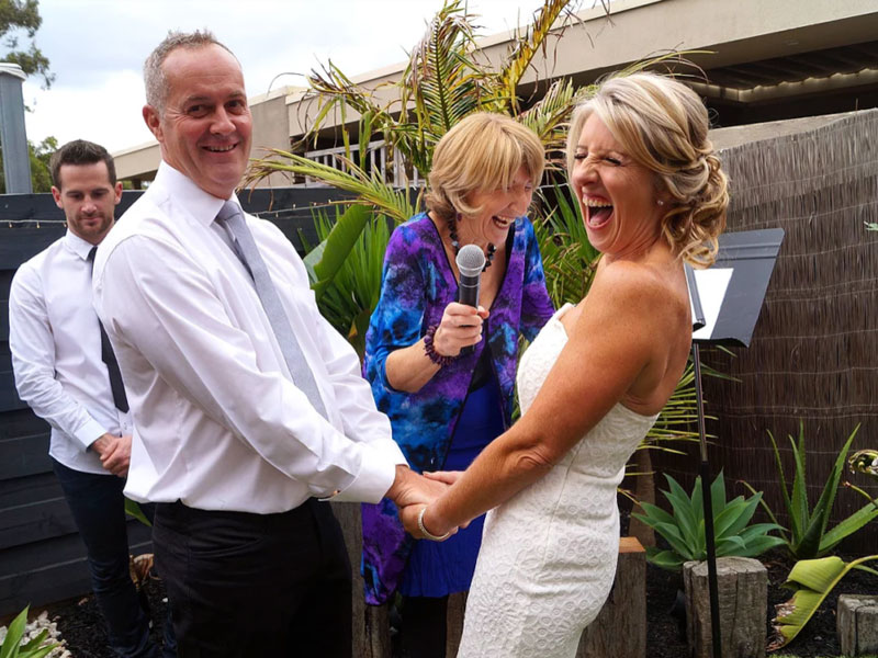 Yvonne Wood - Blog - 10 Top Tips for SURPRISE WEDDINGS - All You Need To Know