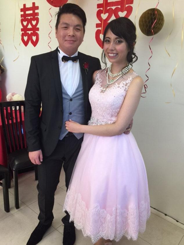 Yvonne Wood Wedding & Marriage Celebrant - Lawrence and Mariana - Keysborough Marriage Celebrant