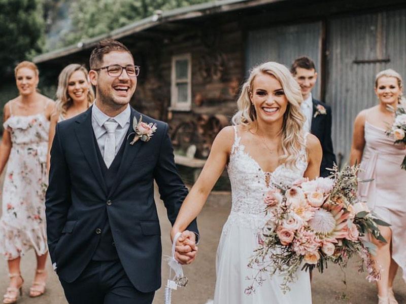 Yvonne Wood Wedding & Marriage Celebrant - Tributes - Danielle and Daniel