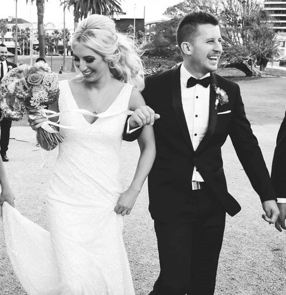 Yvonne Wood Wedding & Marriage Celebrant - Tributes - Holly and Pete - Circa the Prince St Kilda Celebrant