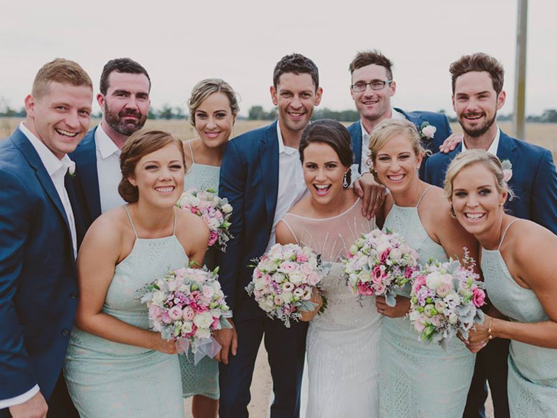 Yvonne Wood Wedding & Marriage Celebrant - Tributes - Sarah and Ryan