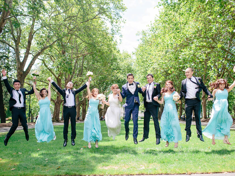 Yvonne Wood Wedding & Marriage Celebrant - Tributes - Truc and Pete - Albert Park Wedding Celebrant