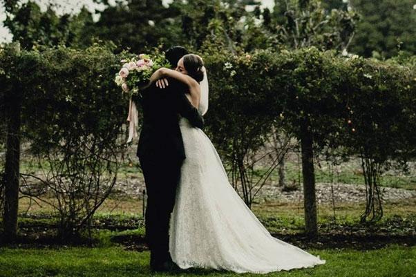 Yvonne Wood Wedding & Marriage Celebrant - Tributes - Tully and Cihan - Farm Vigano