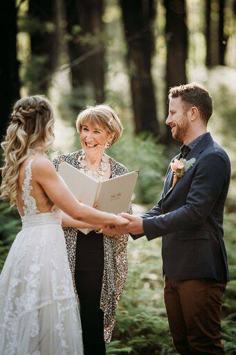 Yvonne Wood Celebrant - Nailing Your Vows